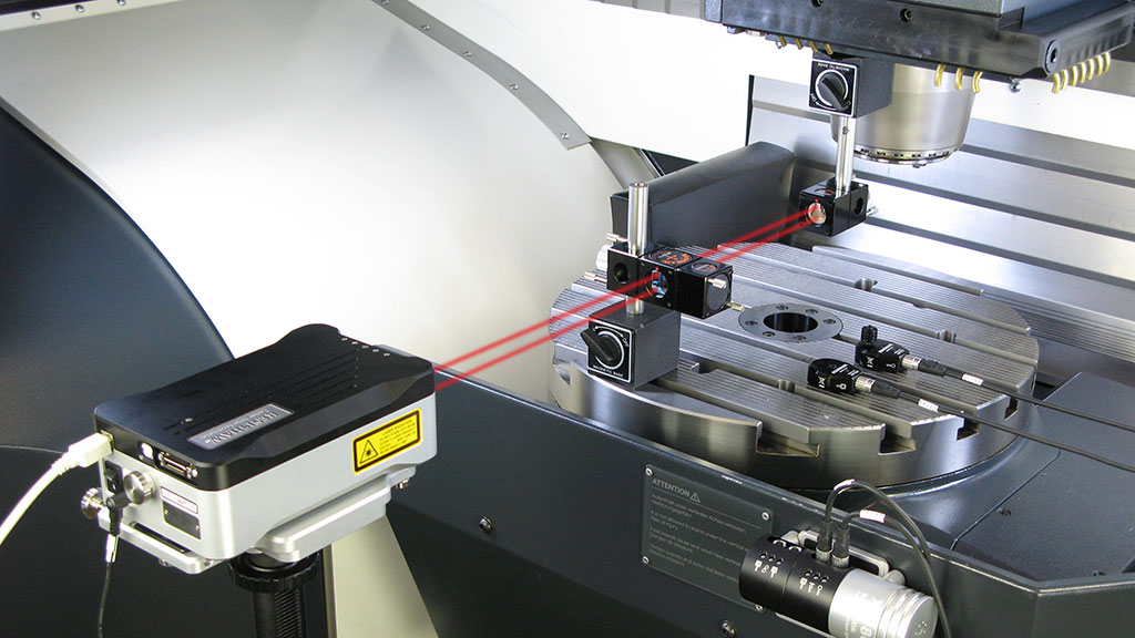 Accredited Machine Tool Calibration Services