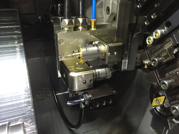 In Process Measurement for Precision Turning